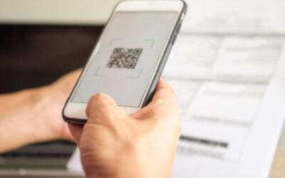 Código QR e código único do documento ATCUD